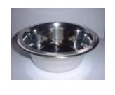 04 Steel Pet Bowl